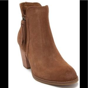 Frye suede ankle boots - BRAND NEW IN BOX